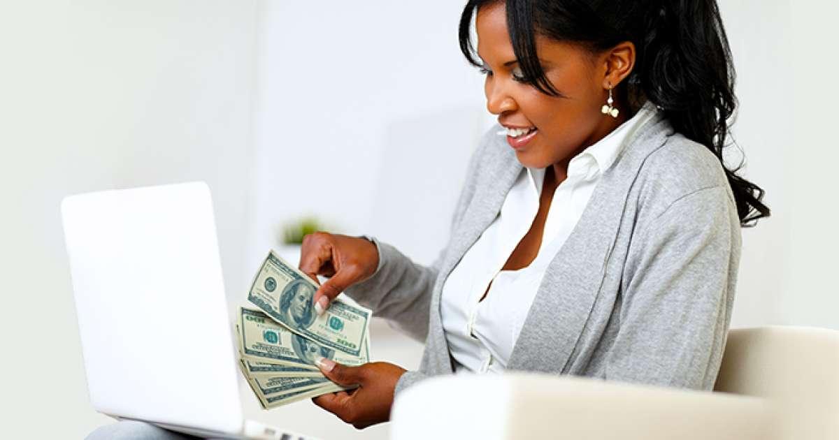 Hоw to receive money