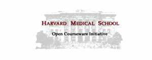 Harvard Medical School Open Courseware Initiative