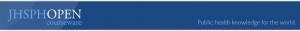 JHSPH Open Courseware