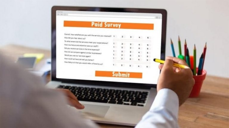 Best paying online survey websites to make extra money