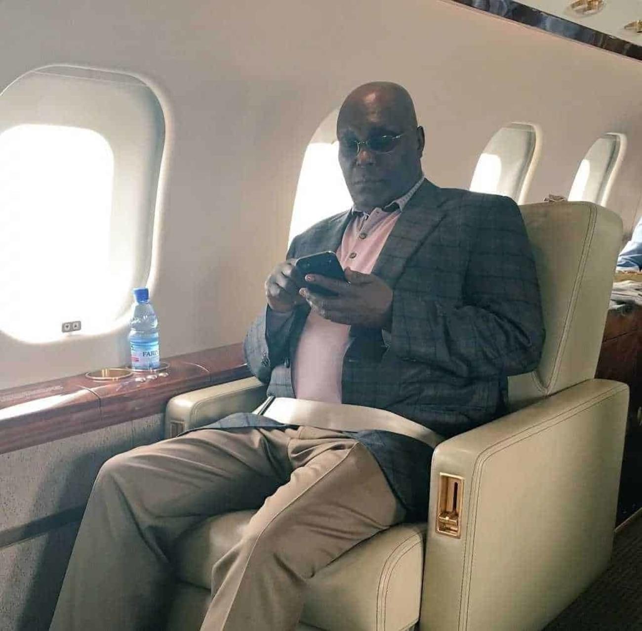 How Atiku Abubakar made his money