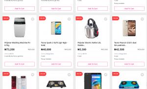 Konga Black Friday 2018 deals