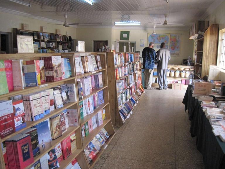 bookshop business