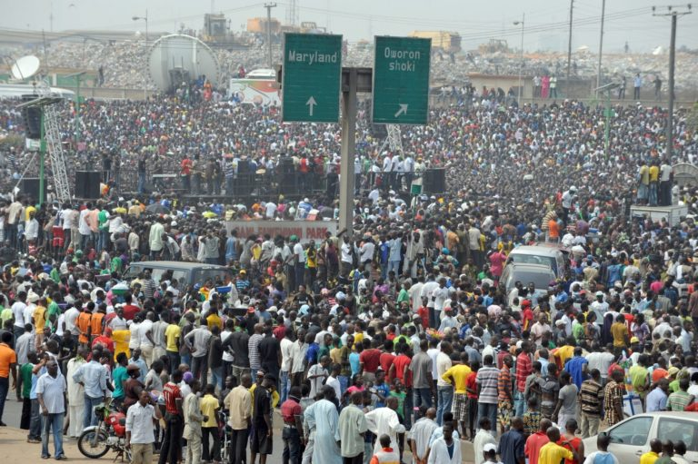 tough economic times in Nigeria