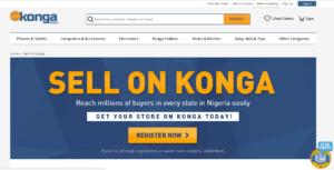 Selling on Konga