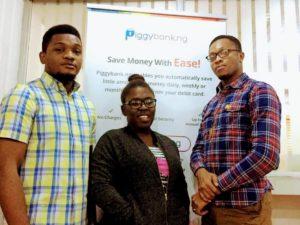 PiggyVest founders
