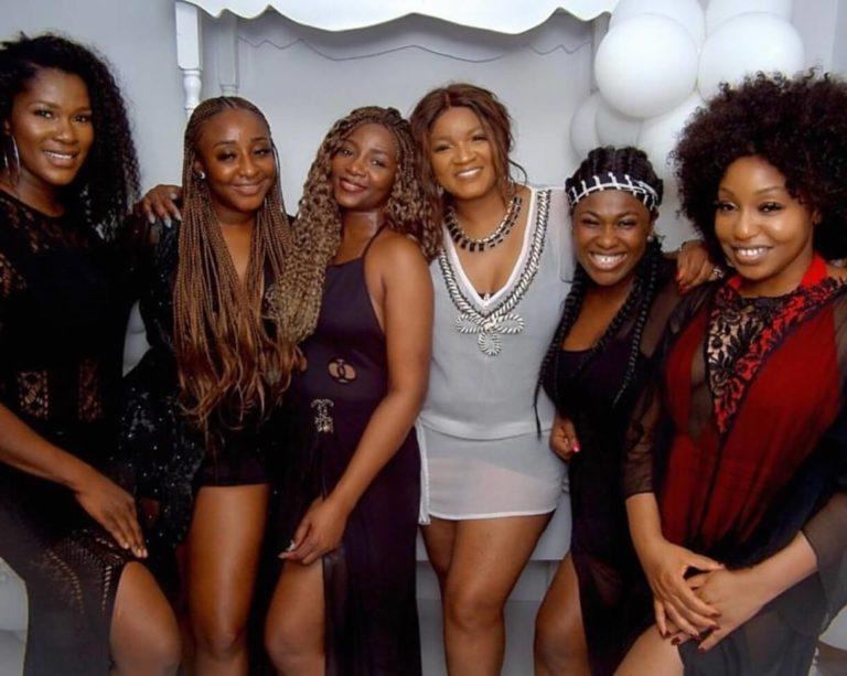 Richest actresses in Nigeria