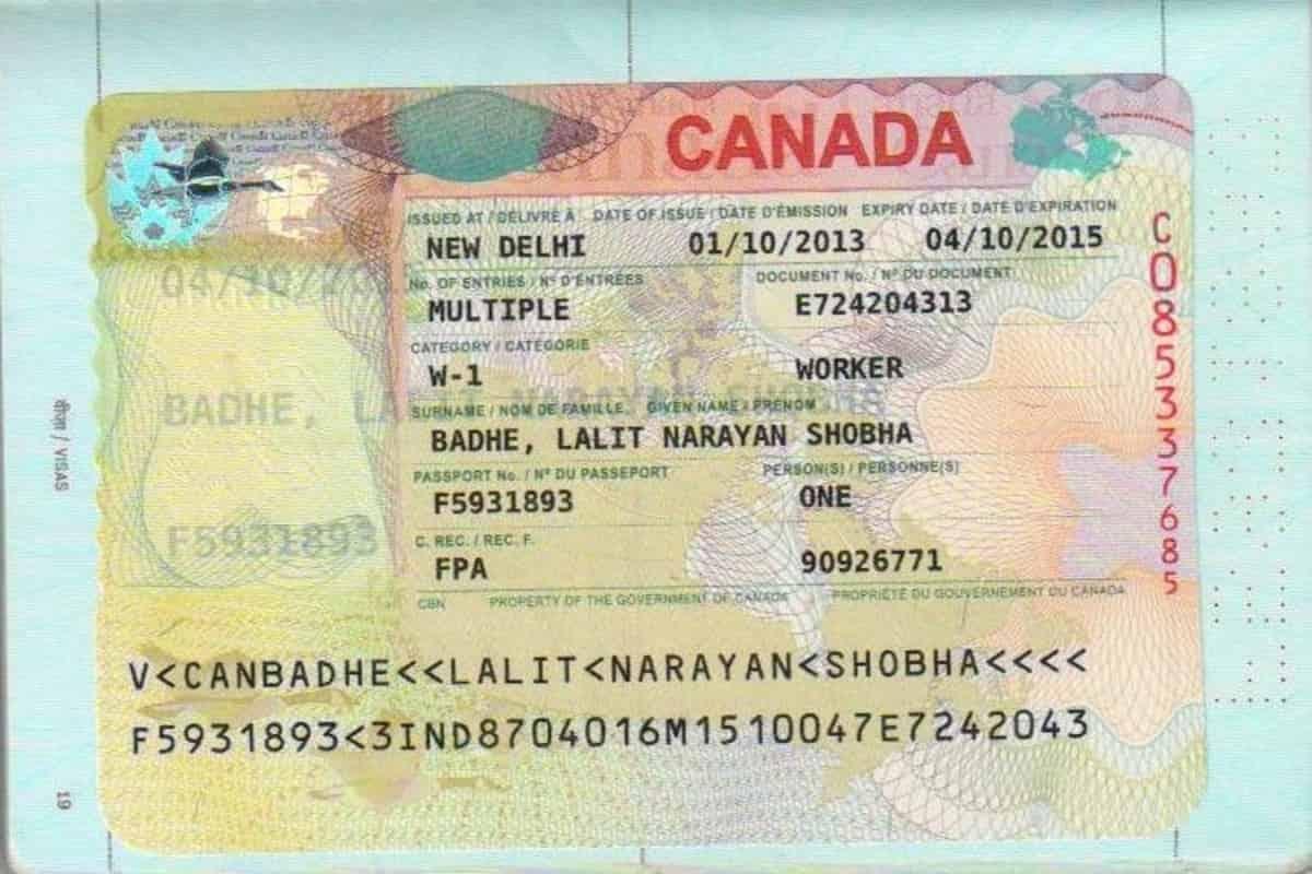 Canada Visa in Nigeria